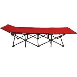 Походно легло (сгъваемо легло) за къмпинг и туризъм 190х68х35 см