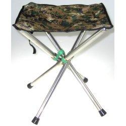 Сгъваем джобен рибарски (къмпинг) стол