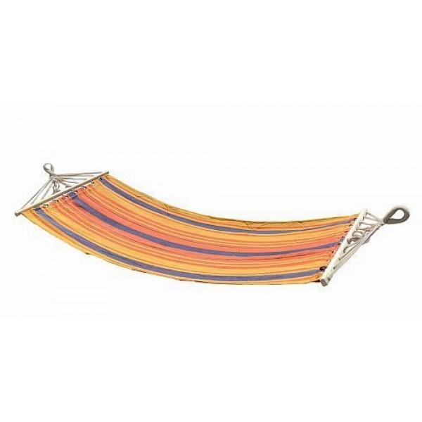 Хамак 260х80 см, оранжев60022309