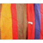 Хамак 200 x 80 см от памучен материал с мрежа против комари6002442