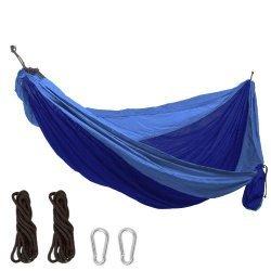 Хамак от парашутен плат 270x120 см, дизайн 2