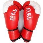Червени боксови ръкавици GEL X LITE SZ FightersSZ002-14