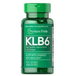 Puritan's Pride KLB6 Kelp Complex 100 дражета