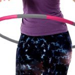 Масажен обръч за въртене Weight Hula Hoop 96 см Armageddon SportsARM05317
