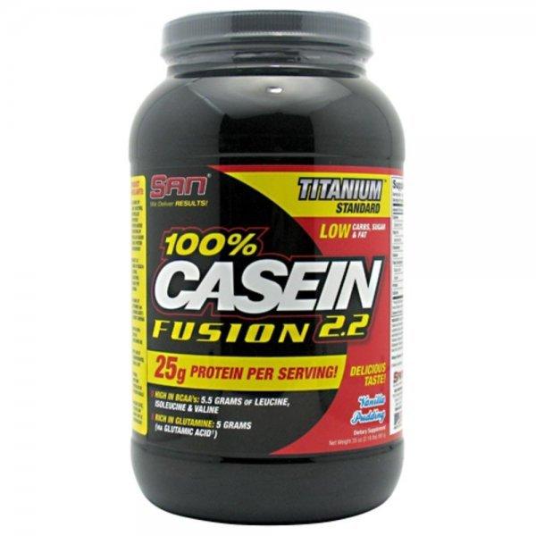SAN 100% Casein Fusion 1000 грSAN 100% Casein Fusion 1000 гр