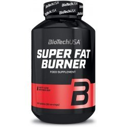 Biotech Super Fat Burner 120 таблетки