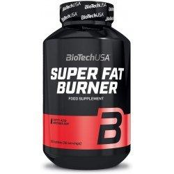 Biotech Super Fat Burner 120 таблетки