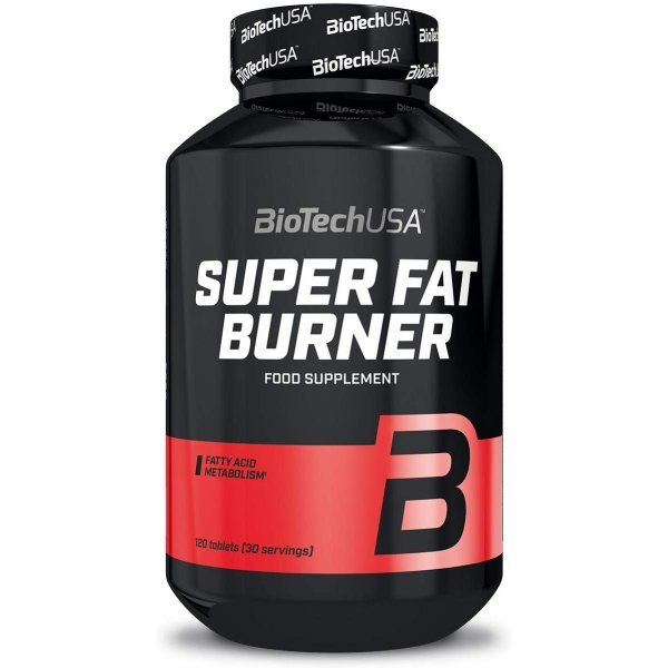 Biotech Super Fat Burner 120 таблеткиBT466