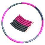 Масажен обръч за въртене Weight Hula Hoop 96 см Armageddon SportsARM0535