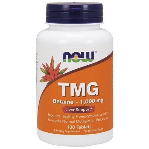 NOW TMG 1000 мг 100 таблеткиNOW494