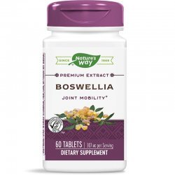 Nature's Way Boswellia 310 мг 60 таблетки
