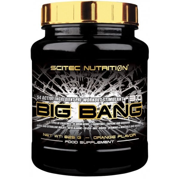 Scitec Big Bang 3.0 825 грBigBang