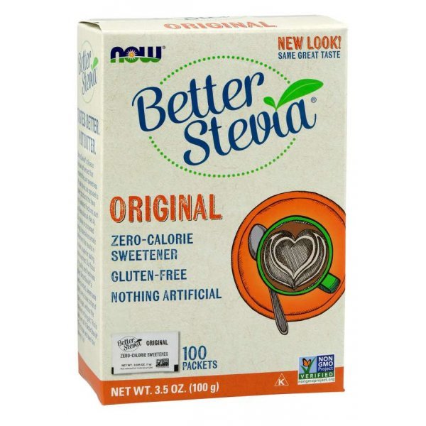 NOW Stevia Extract 100 пакетаNOW6957