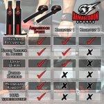 Комплект Фитили и Накитници за Фитнес Armageddon SportsARM0997