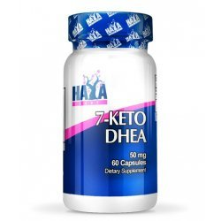 Haya 7-KETO DHEA 50 мг 60 капсули
