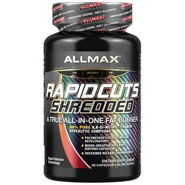 AllMax Rapidcuts Shredded 90 таблеткиAllMax Rapidcuts Shredded