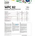 KFD Premium WPC 82 3000 грKFD-71092