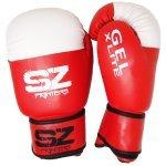 Червени боксови ръкавици GEL X LITE SZ FightersSZ002-12