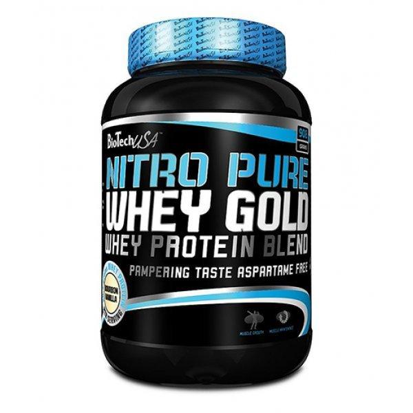 Biotech Nitro Pure Whey Gold 908 гр.BT416
