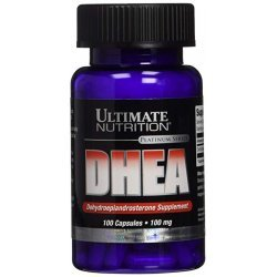 Ultimate Nutrition DHEA 100 мг 100 капсули