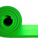 Постелка за йога и упражнения NBR Eco-Friendly Armageddon Sports, 183 x 61 x 1 см, ЗеленARM050-GREEN5