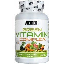 Weider Green Vitamin Complex 90 таблетки