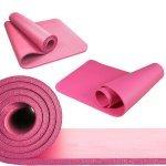Постелка за йога и упражнения NBR Eco-Friendly Armageddon Sports, 183 x 61 x 1 см, РозовARM050-PINK3