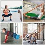 Ластична лента за упражнения, набирания и тренировка Armageddon Sports, ЧервенARM0546