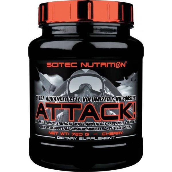 Scitec Attack 2.0 720 грattack