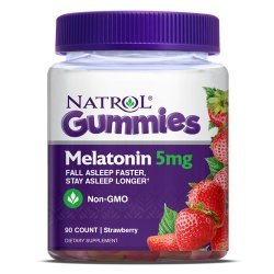 Natrol Melatonin Gummies 5 мг 90 дражета