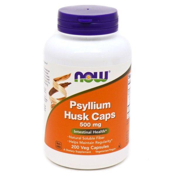 NOW Psyllium Husk 200 капсулиNOW5970