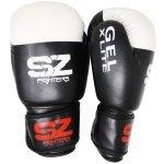 Черни боксови ръкавици GEL X LITE SZ FightersSZ001-12