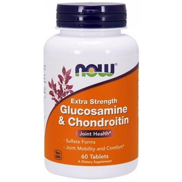 NOW Glucosamine & Chondroitin 60 таблеткиNOW3242