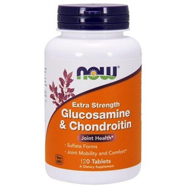 NOW Glucosamine & Chondroitin 120 таблеткиNOW3243