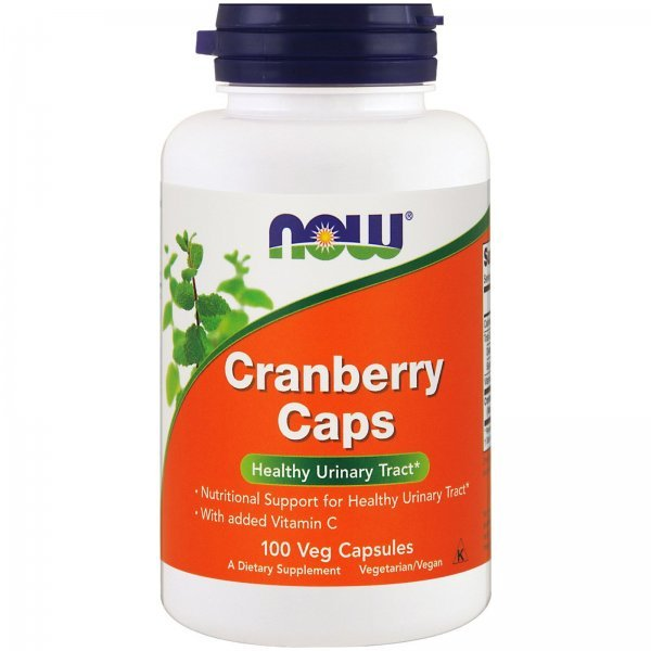 NOW Cranberry Concentrate 100 капсулиNOW3230