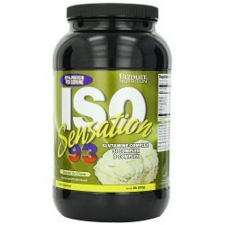 Ultimate Nutrition Iso Sensation 910 гр