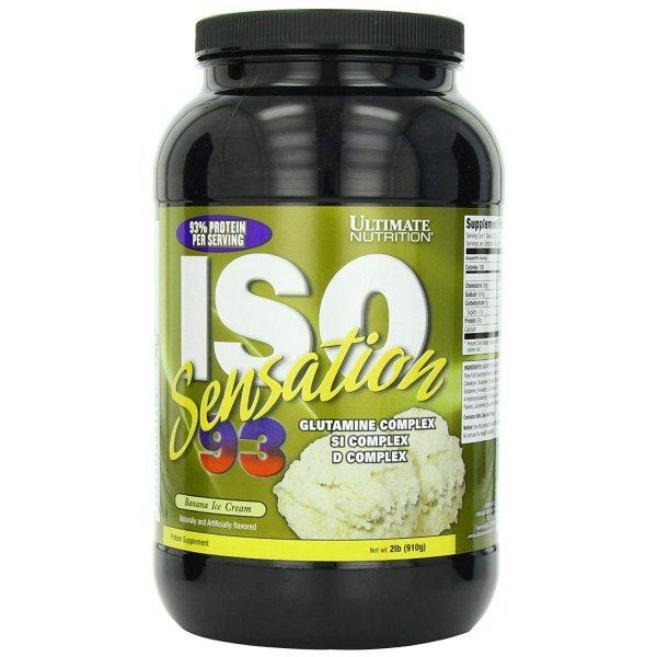 Ultimate Nutrition Iso Sensation 910 грUN1745