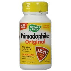 Nature's Way Primadophilus Оriginal 45 мг 90 капсули