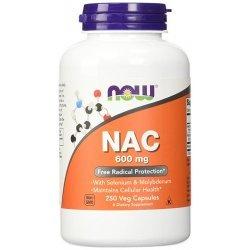 NOW NAC 250 капсули