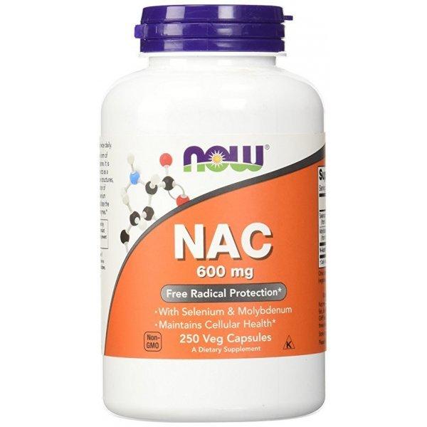 NOW NAC 250 капсулиNOW86