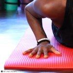 Постелка за йога и упражнения NBR Eco-Friendly Armageddon Sports, 183 x 61 x 1 см, РозовARM050-PINK10