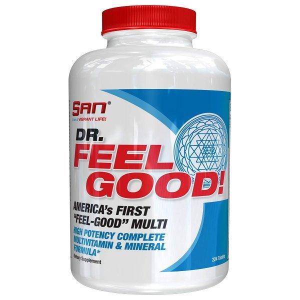 SAN Dr. Feel Good 224 таблеткиSAN Dr. Feel Good 224 таблетки