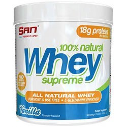 SAN 100% Natural Whey Supreme 454 гр