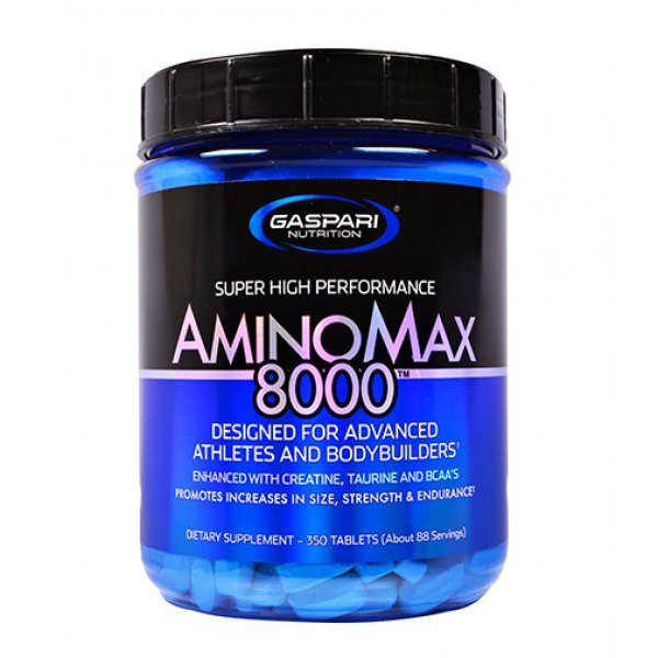 Gaspari AminoMax 8000 350 таблеткиaminomax8000