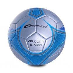 Футболна топка SPOKEY Velocity Spear, Сребрист/Син