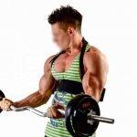 Бицепс изолатор Arm Blaster + БОНУС Тренировъчни фитили Аrmаgеddоn SроrtsARM04215
