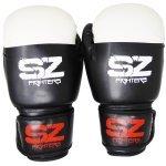 Черни боксови ръкавици GEL X LITE SZ FightersSZ001-13