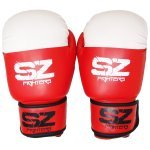 Червени боксови ръкавици GEL X LITE SZ FightersSZ002-13