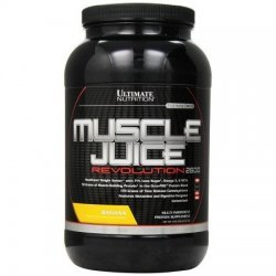 Ultimate Nutrition Muscle Juice Revolution 2100 гр