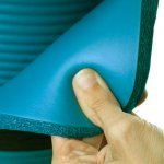Постелка за йога и упражнения NBR Eco-Friendly Armageddon Sports, 183 x 61 x 1 см, СинARM050-BLUE4